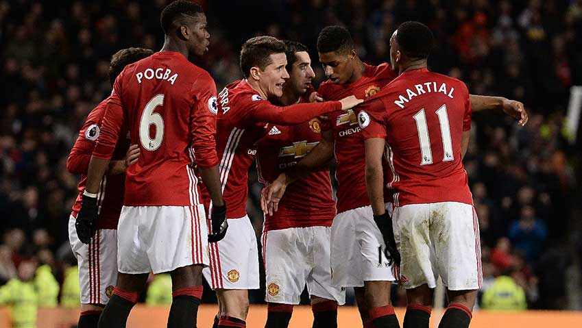 Manchester-United-team